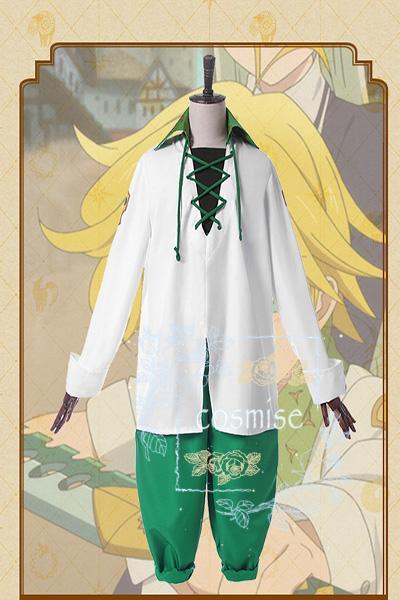 七つの大罪 戒めの復活 メリオダス コスプレ衣装  Meliodas コスプレ新品を入荷中