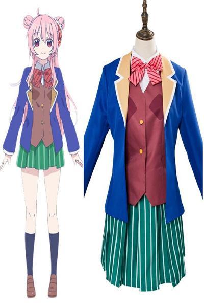 ハッピーシュガーライフ 松坂さとうコスプレ衣装 happy sugar lifまつざか さとう コスプレ 激安新品 COS服