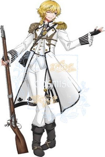 シャルルヴィル コスプレ衣装 千銃士 新品・未使用 上着、シャツ、パンツ、飾り物新作予約中 千銃士