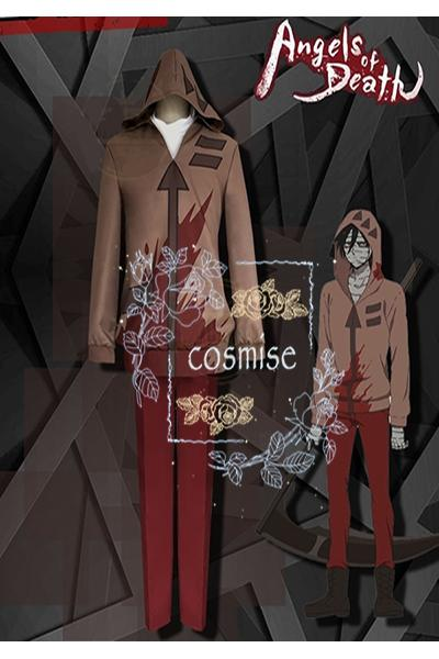 殺戮の天使アイザック·フォスターコスプレ衣装 ザック cosplay Zack仮装 コスチューム送料無料人気な