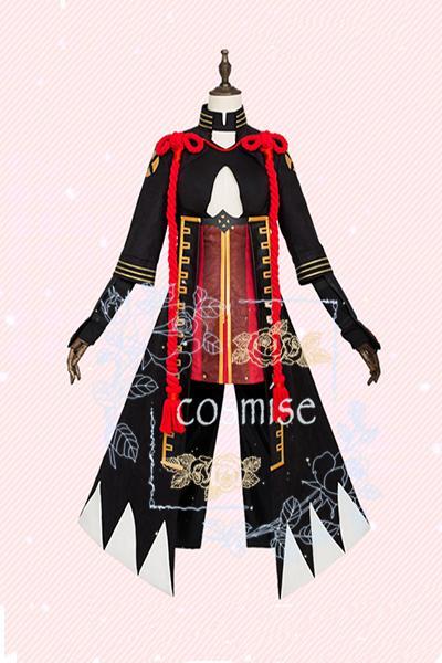 FGO 魔神セイバー 沖田総司 Alter コスプレ衣装 Fate/Grand Order おきた そうじコスプレ衣装 コスチューム衣装ハロウィンカーニバルコスプレ衣装