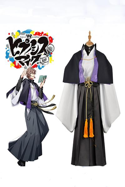 ヒプノシスマイク 夢野幻太郎コスプレ衣装ゆめの げんたろうコスプレ衣装 イベント仮装  男�