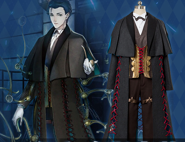 Fate/Grand Order シャーロック・ホームズ コスプレ衣装