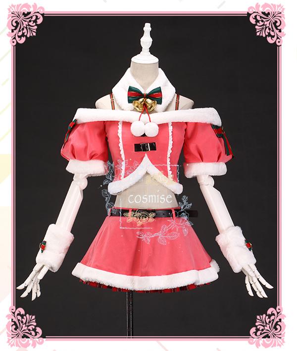 AI キズナアイ クリスマスコスプレ衣装